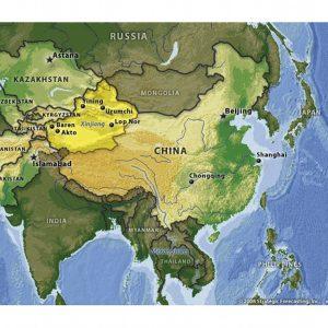 J002 - Xinjiang
