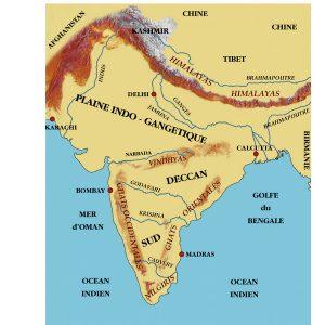 J015 - Peninsule Indienne