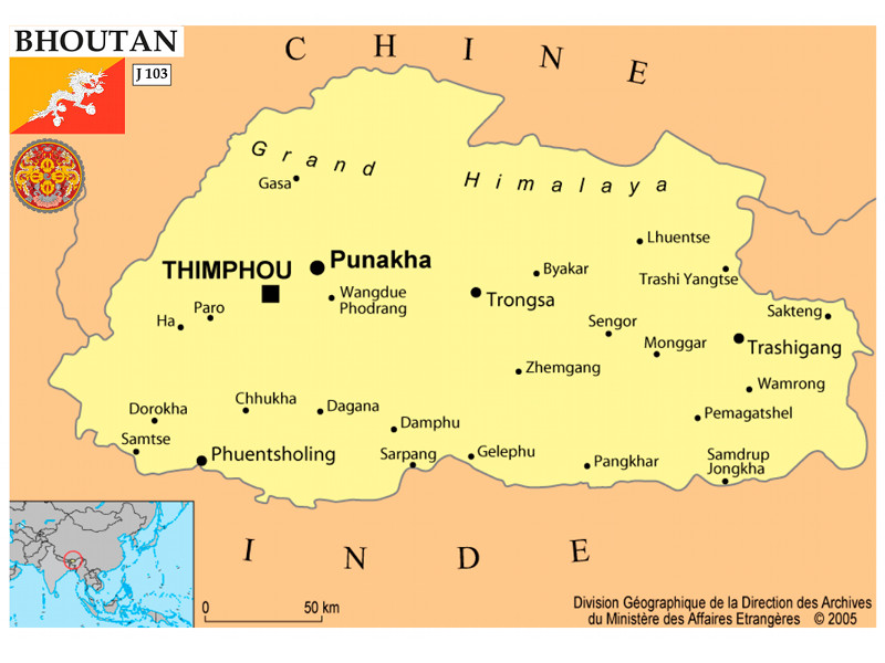 J018 - Bhoutan