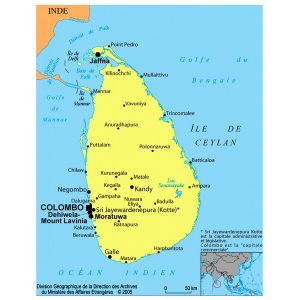 J021 - Sri Lanka
