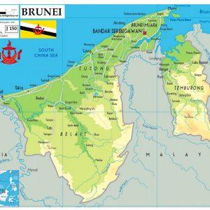 J025 - Brunei