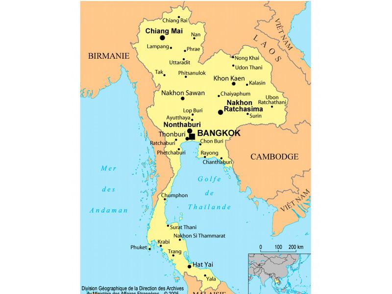 J032 - Thailande