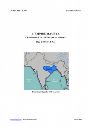L007 - L Empire MAURYA