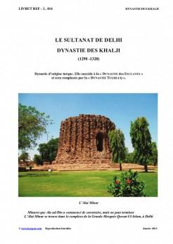 L014 - Dynastie des Khalji
