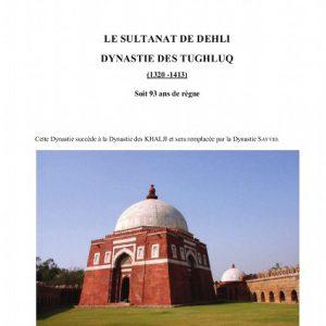 L015 - Dynastie des Tughluq