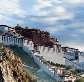 Le Potala : palais et forteresse